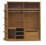 De moderne Garderobe van Garderobe van de Kast van de Slaapkamer