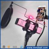 Microfono tenuto in mano della radio dell'altoparlante di Kh-M1 Bluetooth