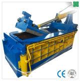 Kupferne Draht-kupfernes Gefäß-hydraulische Altmetall-Verpackungsmaschine