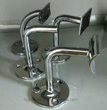 Soporte del corchete para la barandilla y la barandilla del acero inoxidable