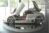 자동차 쇼를 위한 자동화된 자전 차 턴테이블
