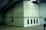 Ce estándar de equipos de revestimiento grande, cabina de pintura de aerosol