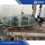 3-19mm Procesamiento en profundidad Vidrio templado transparente / vidrio endurecido con borde pulido utilizado para la construcción, muebles