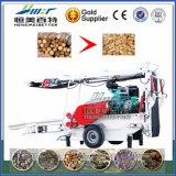 Fábrica de China de la Pequeña Granja Energía aserrín Equipo Martillo