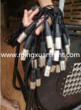 De zwarte AudioDoos van het Beheer van de Kabel van de Slang (ys-1104C)