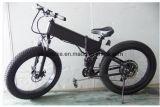 bici plegable de 48V 500W eléctrica