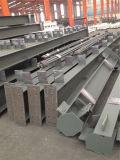 Q345b подгоняло горячий гальванизированный DIP и покрасило материал стальной структуры материальный стальной