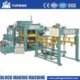 機械Qt4-15を作る油圧圧力高品質のブロック