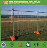 Heißes eingetauchtes galvanisiertes temporäres Zaun-Panel für australischen Markt