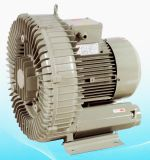 Ventilador de anel 0.37kw Ventilador de ar Bomba de gás Bomba de ar do ventilador de canal lateral