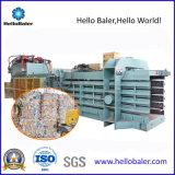 Macchina d'imballaggio della carta straccia di Hellobaler/pressa per balle orizzontale (HFA10-14)