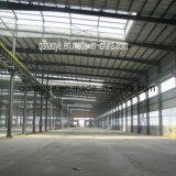 그리는 페인트 또는 색칠 강철 구조물 제작 건축