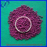 Geactiveerde Alumina van het Kalium van 10% Permanganaat voor de Industriële Reiniging van het Gas