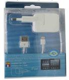 2 en 1 cargador del juego y cable del USB