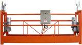 Plate-forme actionnée par acier de Zlp de prix usine d'OEM