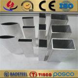 6082 6061 6063 대직경 양극 처리된 알루미늄 직사각형 관