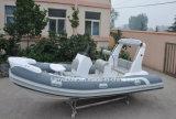 ヨット520のガラス繊維の外皮の膨脹可能なボートモーター肋骨のボートの販売