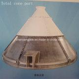 Tipo aparafusado 100 toneladas de silo do cimento