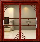 Aluminiumschiebetür für Landhaus