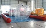 Шарика боулинга игры спортов след гонки раздувного людского раздувной для шарика боулинга