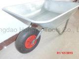 압축 공기를 넣은 고무 타이어 바퀴 무덤