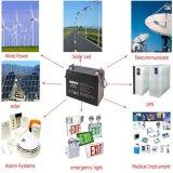 Batería profunda de plomo 12V100ah del gel de la energía solar del ciclo para Yemen