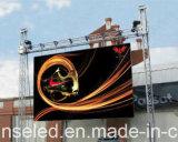 Visualizzazione di LED esterna dell'affitto di Oudoor P3.91 P4.81 P5.95 P6.25 SMD