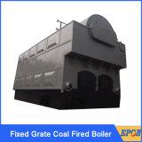 Caldaia a vapore infornata carbone di serie di Dzg
