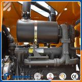 さまざまなブランドエンジンを搭載する重い2.5ton車輪のローダー