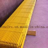 工場堀のために火格子を付ける直接供給FRP GRPのガラス繊維