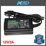 LED Light Desktop AC DC AdapterのためのAC Adapter 12V 5A 8A 10A 4A 2A 3A
