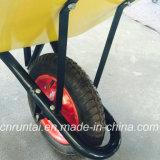 모이게 쉬운과 외바퀴 손수레