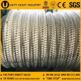 3-bundel de Nylon Kabel van de Polyester van de Kabel van de Kabel pp van het Polypropyleen van de Kabel