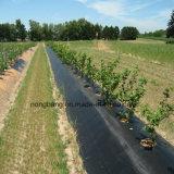 Tela tecida geotêxtil do controle de Weed para a paisagem