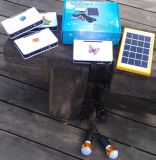 2PCS 1W LED Lamp Solar Home Lighting Kits System