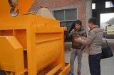 Nuevo tipo mezclador de cemento automático lleno Js2000