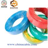 PVCジャケット適用範囲が広い電池ケーブル、電線ケーブル