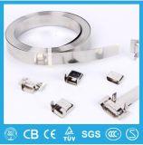 22-285mmの試供品の最大束の直径が付いているステンレス鋼ケーブルのタイ