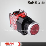 CE RoHS Spst Push Button Switch