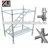 Steel resistente Cuplock Scaffolding para Building Construction (CS2500), Guangzhou Manufacturer