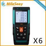 Peakmeter X6 50m/70m/100meterレーザーの距離計