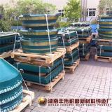 Trazador de líneas del tazón de fuente de los recambios de la trituradora del cono