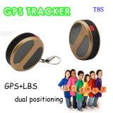 GPS+Lbs를 가진 가장 새로운 디자인 GPS 추적자는 둔 이중으로 해 (T8S)