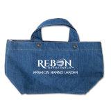 ショッピングのためのキャンバス袋、綿のキャンバス袋は、再使用可能なキャンバス低価格の条件付捺印証書が受け入れるショッピングを袋に入れる