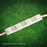 Nuevo 5730 1.5W módulo de la inyección de la venta caliente LED con IP68 impermeable