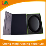 Kundenspezifisches heißes Entwurfs-Kunstdruckpapier Cardboad Geschenk-elegante verpackenkästen