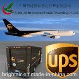 UPS International Courier Express China a América