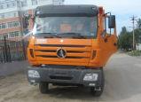 Beiben 25t~30t 10の車輪のダンプのダンプカートラックの価格