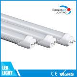 3 años de garantía CE RoHS SMD T8 LED Tubo de 4 pies