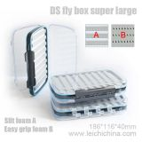 Meidum Small Wholesale Plastic Fly Fishing Box